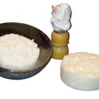 Shaving Soap (Homemade) & Supplies