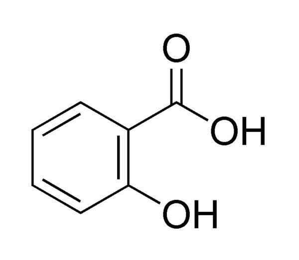 Salicylic Acid Aspirin